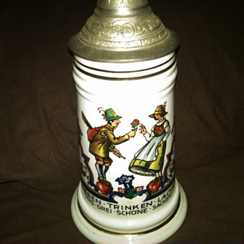 Need some info on this stein please!!