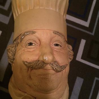 # 289 Bossons Chef 1960 England - Figurines
