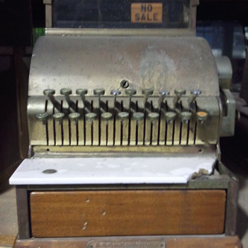 My Cash Register - Coin Operated