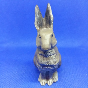 Another cute bronce bunny - Animals