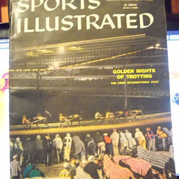 Sports Illustrated August 3, 1959, November 2, 1970 - Advertising