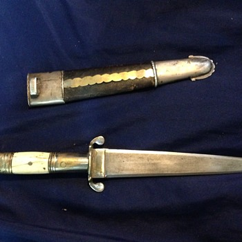 Fighting Knoife - Tools and Hardware