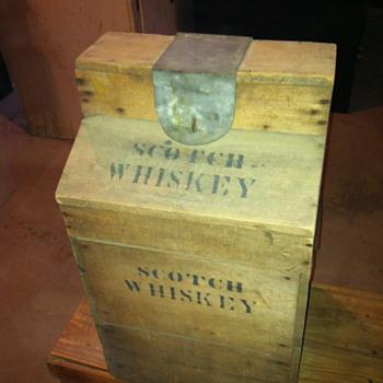 Boxed Demijohn - Bottles