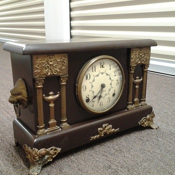 grandparents clock