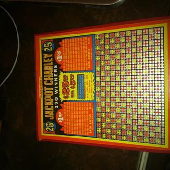 Jackpot Charlie boards