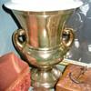 22K Gold Haeger Vase