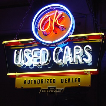 New Neon...OK Used Cars...Authorized Dealer...Chevrolet
