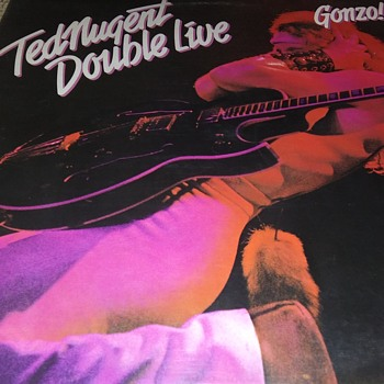 TED NUGENT - Records