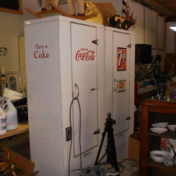 coke cooler by Ideal