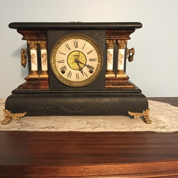 Black Sessions Mantle Clock?  - Clocks