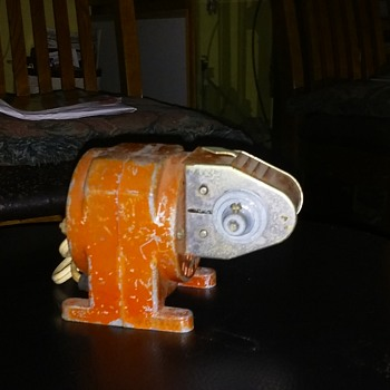 Old electical tool