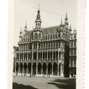 Vintage Brussels Photos - Photographs