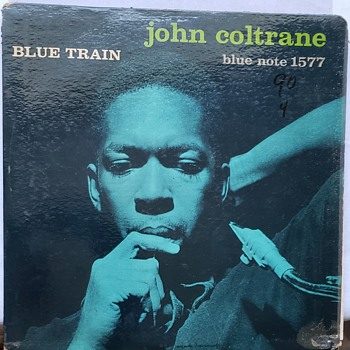 John Coltrane and Kenny Burrell (Blue Note) - Records