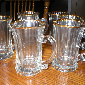 KSA GLASSES  need info - Glassware