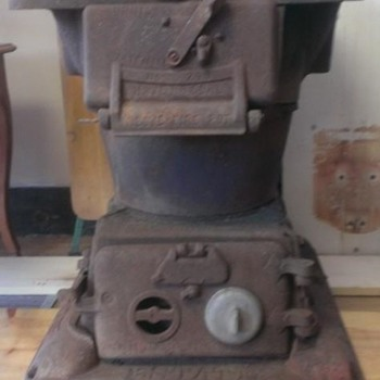 Looking for a part for this great Estate Coal Caboose Stove