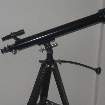 Astronomical Telescope, Model 307AF, Explorer 400X, Abercrombie & Fitch,Vintage - Sporting Goods