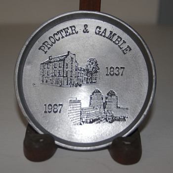 Procter & Gamble 150th Anniversary Coasters... - Advertising
