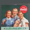 1941 Coca Cola calendar top