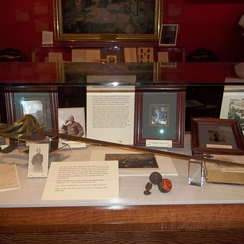 Colonel Robert Shaw Exhibit - Military and Wartime