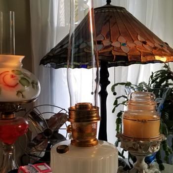 Aladdin lamp - Lamps
