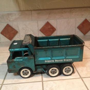 Structo Deluxe Dumper - Toys