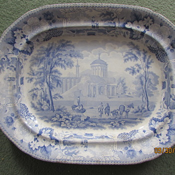 My favorite piece of period Blue & White but ?