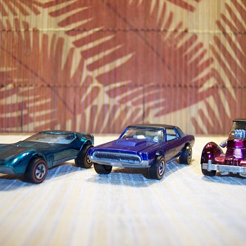 Some more of my favorite Hot Wheel cars! - Model Cars