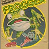 "1983 - ""FROGGER"" Video Game Cartridge"