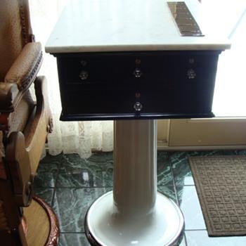 Koken Barber Stand - Furniture