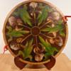 An Art Nouveau Iris D'Oyley Cover