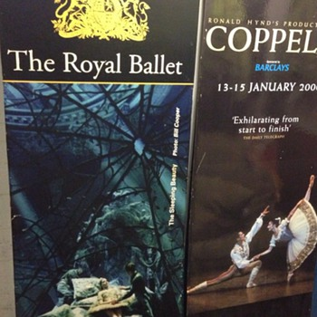 The Royal Ballet posters 6ft - Posters and Prints