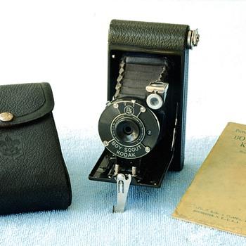 Boy Scout Kodak. 1929 - 34 - Cameras