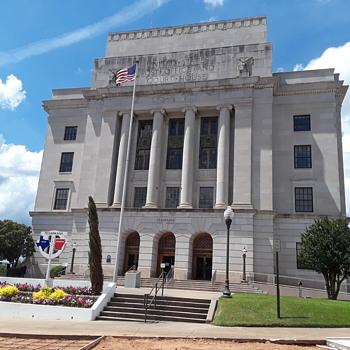 FEDERAL COURT HOUSE and POST OFFICE, Texarkana AR/TX, U.S.A. - Office
