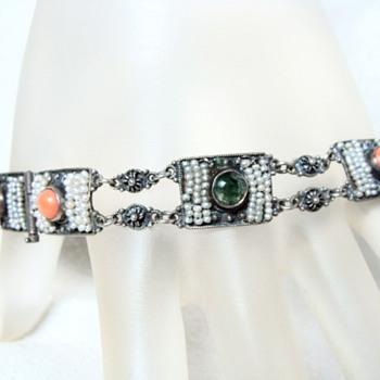 Interesting Antqiue Bracelet - Fine Jewelry
