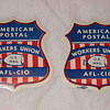 American Postal Workers Union Local 390 Labels