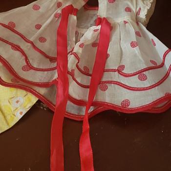 Shirley temple dress - Dolls
