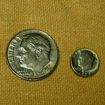 Real Small Coin.... - US Coins