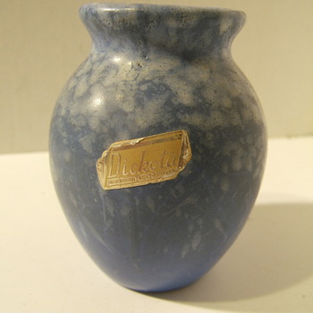 Small Dickota Pot - Pottery