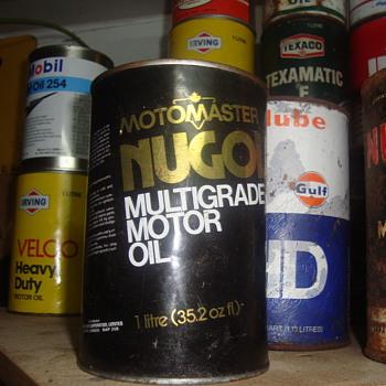castrol   and nugold - Petroliana