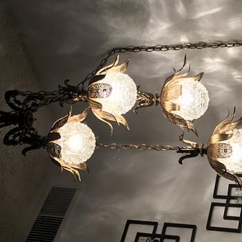 Hanging electric Lamp - Lamps