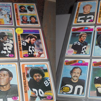The Steel Curtain..and more