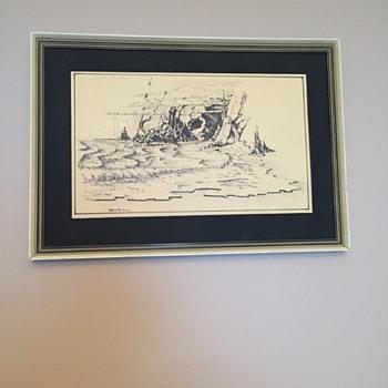 Artist Byron - Fine Art