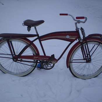 Firestone Bicycle 1952 - Motorcycles