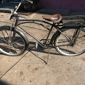 Early New York Telephone Bicycle - Telephones