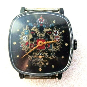 Just bought my first post WWII Russian Vintage POBEDA Mechanical Watch (men's) - Wristwatches