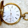 Paul Mathey Pocket Watch 1850's