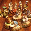 Beatrix Potter's figurines