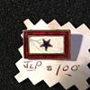 1 Star Sweetheart pin