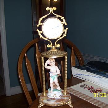 old alarm clock - Clocks