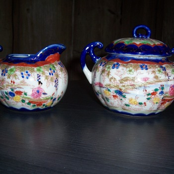 need help on these-cream and sugar? items - China and Dinnerware